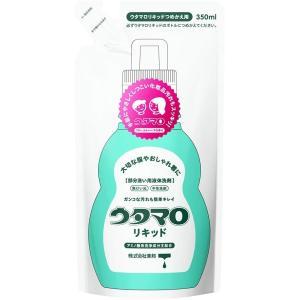東邦 ウタマロリキッド 詰替え 350ml 洗濯用部分洗い液体洗剤|shichikuya