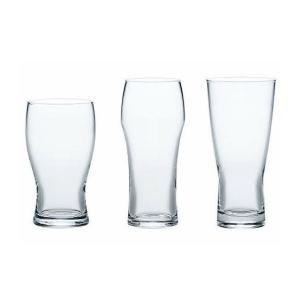 東洋佐々木ガラス ビヤーグラスセット (ドライ・プレミアム・黒ビール) 3個入りG071-T239 shichikuya