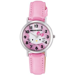 ハローキティ HELLO KITTY 0017N001 子供用腕時計 日本限定販売モデル シチズン メール便250円対応|shien