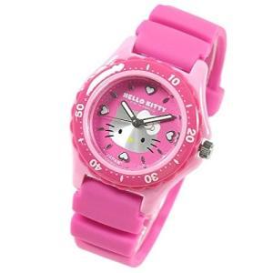 シチズン 腕時計 Q&Q ハローキティ 日本製 HELLO KITTY MADE IN JAPANモデル ピンク×ピンク 0029N002 サンリオ メール便250円対応|shien
