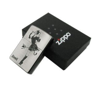 zippo angel ジッポ ジッポー デビル 1201s682 デビル&エンジェル 喫煙具 フリントオイルライター|shien