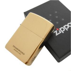 ジッポーライターゴールドチタン アーマーモデル アンミックスシリーズ ジッポ ZIPPO ARMOR メール便250円対応|shien