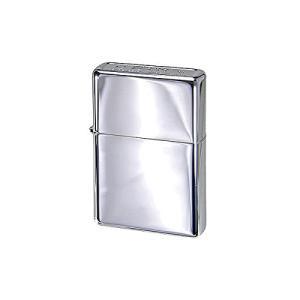 ジッポーボトムズアップ クロームハイポリッシュ zippo ミラー 鏡面仕上げ つやあり DM便200円可 ネコポス300円可|shien