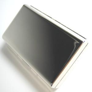 シガレットケース カジュアル プレーン ロングサイズ用14本 メール便250円対応|shien