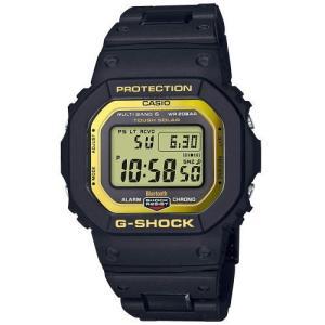 カシオ CASIO 腕時計 G-SHOCK ジーショック Bluetooth 搭載 電波ソーラー GW-B5600BC-1JF メンズ|shien