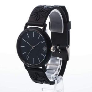 和墨ブラック 香 KAORU 和の香りがする腕時計 日本製 MADE IN JAPAN かおる フレグランスウォッチ kaoru japanese fragrance watch 黒|shien