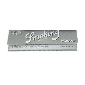 スモーキングマスター1 1/4 ワンクォーター ローリングペーパー 50枚入り smoking 巻きたばこ用 シャグ 喫煙具 メール便250円対応|shien