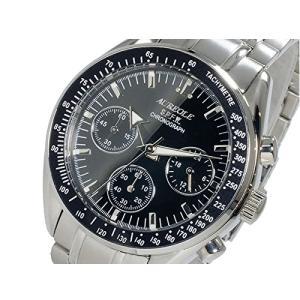 オレオール 男性用腕時計 クォーツ メンズ クロノグラフ SW-582M-1 AUREOLE|shien
