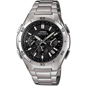 カシオ CASIO 腕時計 ウェーブセプター WAVECEPTOR 世界6局電波ソーラーウォッチ WVQ-M410DE-1A2JF メンズ ブラック|shien