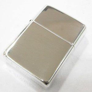 ジッポ ジッポーライター zippo アーマー スターリングシルバー 純銀製 ハイポリッシュ仕上げ ミラー 鏡面 ZP-26 喫煙具|shien