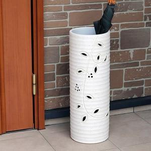 信楽焼 陶器傘立て かさたて やきもの傘立て かさたて陶器 傘入れ 陶器かさたて 壷 傘立て陶器 和...