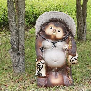 信楽焼 たぬき  30号タヌキ 陶器タヌキ たぬき置物  狸 信楽 タヌキ 狸陶器 名入れ 文字入れ 信楽たぬき 大きい  ta-0310|shigaraki