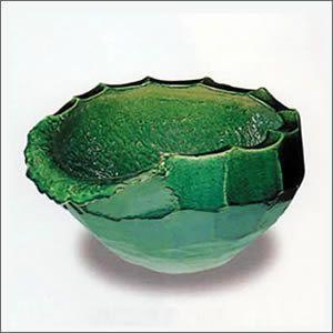 信楽焼 湯差し口 陶器の吐水口 陶器浴槽 セット 湯こぼし 陶器蛇口 ts-725|shigaraki