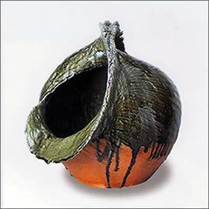 信楽焼 湯差し口 陶器の吐水口 陶器浴槽 セット 湯こぼし 陶器蛇口 ts-731|shigaraki