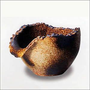 信楽焼 湯差し口 陶器の吐水口 陶器浴槽 セット 湯こぼし 陶器蛇口 ts-735|shigaraki