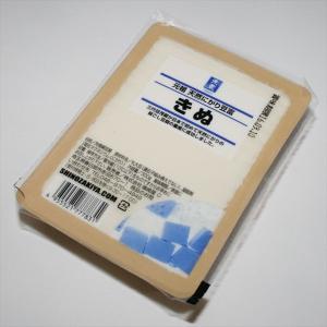 天然にがり絹豆富|shigezo
