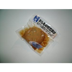 がんもの味噌漬け1枚|shigezo
