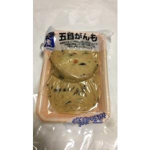 五目がんも2個(フレッシュパック)|shigezo