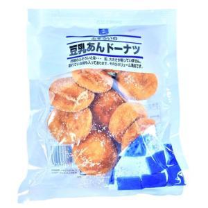 ふぞろいの豆乳あんドーナツ shigezo