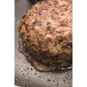 【冷凍】粗挽き和牛入りハンバーグ 1個 shigezo