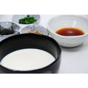 無調整濃厚豆乳 10本セット + にがり  (1000ml×10本+にがり1P)|shigezo