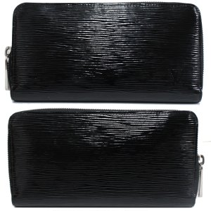 ルイ・ヴィトンのエレクトリック・エピのラウンドファスナー長財布、ジッピー・ウォレット(M6007N)...