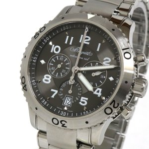 size 40 8dd92 7c8bd Breguet ブレゲ メンズ時計 トランスアトランティック TYPEXXI(3810ST/92/SZ9)