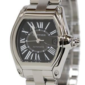 reputable site 142e6 28b68 カルティエ ロードスターLM(W62041V3)Cartier メンズウオッチ 時計