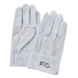 フジグローブ 革手袋 背縫(60FGC)(フリーサイズ)1双の画像