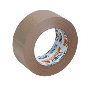 クラフトテープ 50mm×50m:セキスイ 1130001 H500|shigotogear