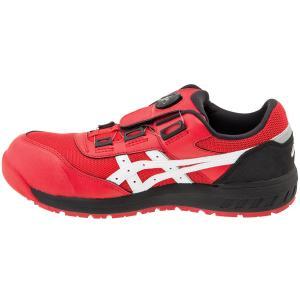 6月中頃入荷予定 送料無料 CP209Boa アシックスの安全靴 asicsウィンジョブ ボアフィットシステムのローカット作業靴 合皮素材 (JSAA A種 樹脂先芯) shigotogear 15