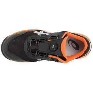 6月中頃入荷予定 送料無料 CP209Boa アシックスの安全靴 asicsウィンジョブ ボアフィットシステムのローカット作業靴 合皮素材 (JSAA A種 樹脂先芯) shigotogear 08