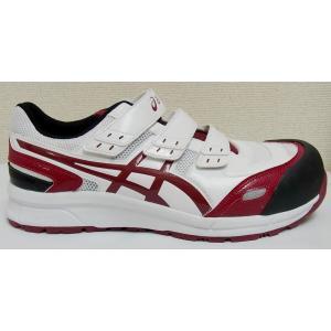 FCP102 アシックスの安全靴 asicsウィンジョブCP102 マジック止めの作業靴 (JSAA A種 樹脂先芯) |shigotogear|03
