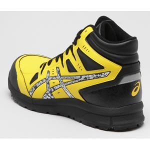 FCP105 アシックスの安全靴 asicsウィンジョブCP105 ハイカットタイプの作業靴 2017年2月販売開始 (JSAA A種 樹脂先芯)|shigotogear|06