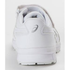 FCP301 アシックスマジックテープタイプの安全作業靴 asicsウィンジョブ合皮素材 (JSAA A種 樹脂先芯) shigotogear 05