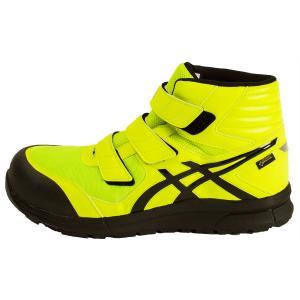 FCP601 アシックスの安全靴ゴアテックス防水タイプ ウィンジョブCP601 ハイカットタイプの作業靴 (JSAA A種 樹脂先芯)|shigotogear|05