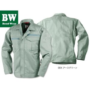 Bond Wear 長袖ブルゾン JT940|shigotogear