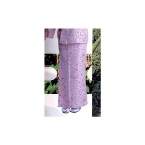 スカート(透かし文様に花柄)サンペックス0821444 OD-248|shigotogear