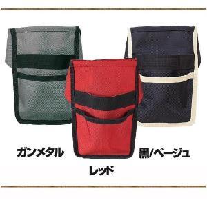 ハンディターミナルホルダー:ウエストツール 8560387 WT-120BK|shigotogear
