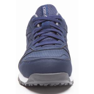 CP207 アシックスの女性用安全靴 レディウィンジョブCP207 ローカットタイプのレディース作業靴 (JSAA A種 樹脂先芯)|shigotogear|04