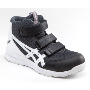 FCP203 アシックスasics安全靴 マジックテープタイプのハイカットベルトタイプ作業靴 メッシュ素材 (JSAA A種 樹脂先芯)|shigotogear|03