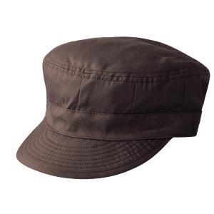 キャスケット 帽子 ブラウン:サンペックス 0820976 GA6158|shigotogear