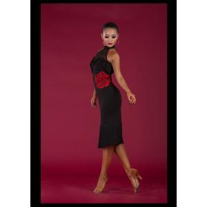 社交ダンスドレス  ラテンドレス モダンドレス  ダンスウエア, 競技 デモ ダンス衣装 ワンピース スカート  011414|shihan