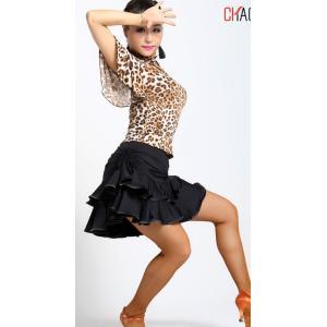 社交ダンスドレス  ラテンドレス モダンドレス ロングスカート ダンスウエア・ トップス 競技 デモ ダンス衣装 ワンピース|shihan