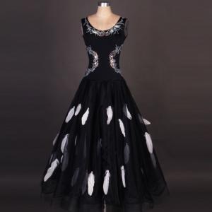 オーダーメード 社交ダンスドレス ラテンドレス ...の商品画像