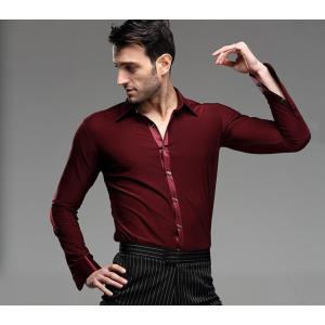 社交ダンスドレス  男性用 ラテンドレス モダンドレス セミオーダー ダンスウエア 競技 デモ ダンス衣装 ワンピース|shihan