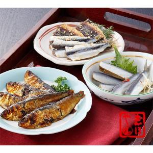ままかりの味くらべ【お歳暮ギフト】(酢漬け、甘露煮、みりん干し)|shihoya