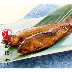 鮎の甘露煮(化粧箱-6匹入)|shihoya
