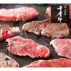 千屋牛焼肉セット(カタ・モモ)500g|shihoya
