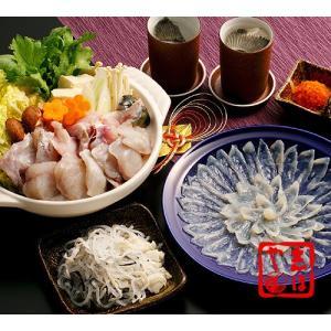 とらふぐフルコース(24cm絵皿)2人前|shihoya